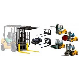 Навесное оборудование для погрузчиков и спецтехники
