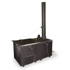 Инсинератор для медицинских отходов АМДТ-150